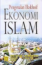 toko buku rahma: buku PENGENALAN EKSKLUSIF EKONOMI ISLAM, pengarang mustafa edwin nasution, penerbit kencana