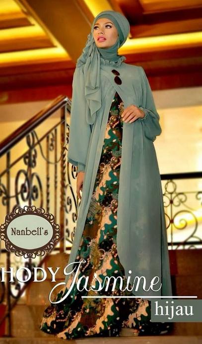 Model Kebaya Hijab Modern 2015