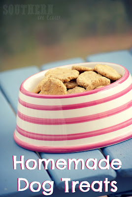 How to Make Homemade Treats for your Dog - Peanut Butter Oatmeal