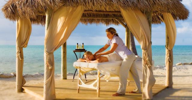 masaje hotel cheeca lodge&spa,florida