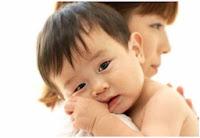 Mengatasi Flu dan Pilek Bayi