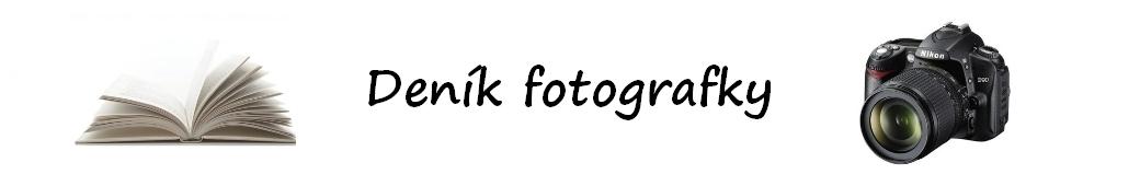 Deník fotografky