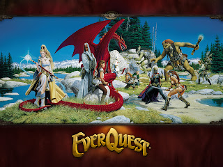 EverQuest rain fear Rain of fear