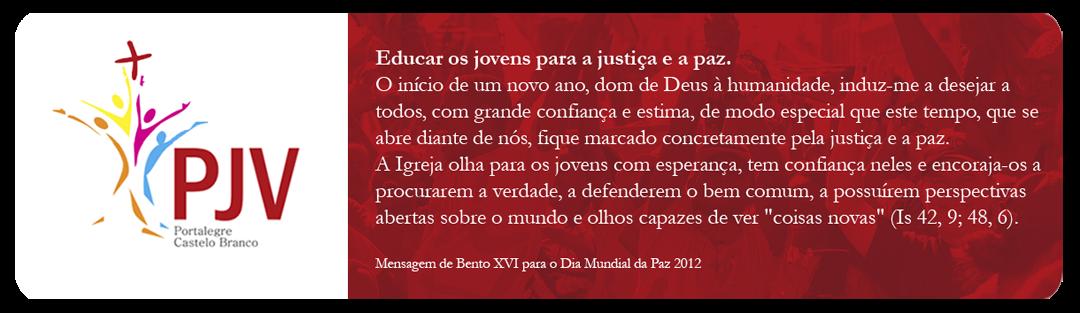 Pastoral Juvenil e Vocacional de Portalegre-Castelo Branco
