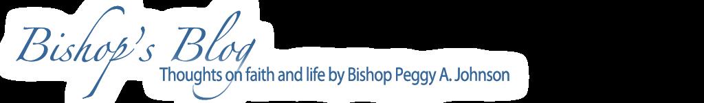 Bishop's Blog