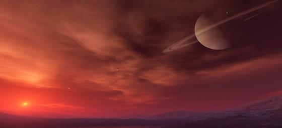 Απίστευτο: Υπολείμματα πλαστικού στον Κρόνο ανακάλυψε το Cassini
