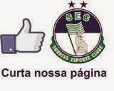 Página Facebook do S.E.C.