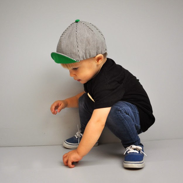 Munkstown Messenger cap for spring 2014 kidswear collection