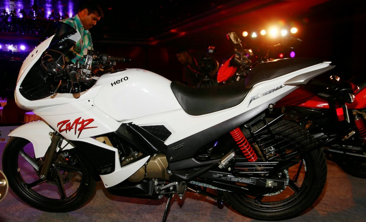 All New 2015 Karizma R Facelift And Karizma Zmr Facelift Specs