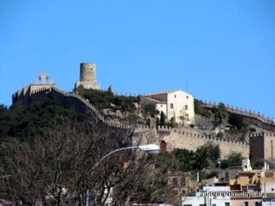 Fortaleza Amurallada Castillo Capdepera, Mallorca