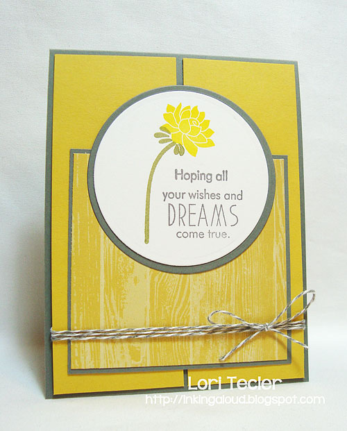 Wishes and Dreams-designed by Lori Tecler-Inking Aloud-stamps from Papertrey Ink