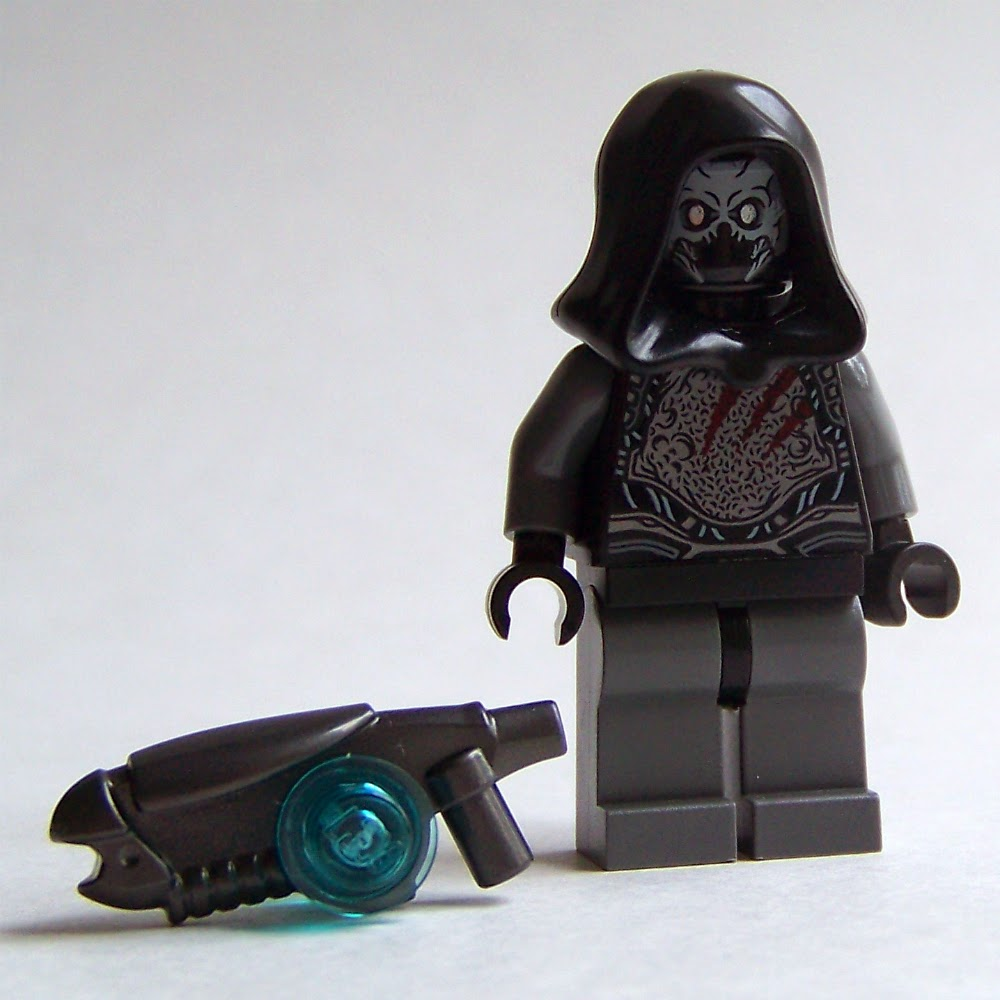 LEGO Sakaaran soldier minifigure