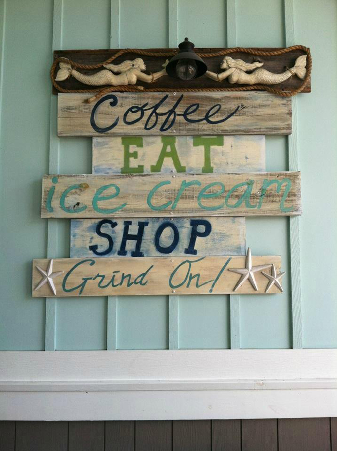 The Southern Grind Coffee House - Orange Beach, Al
