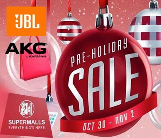 JBL, AKG Pre-Holiday Sale