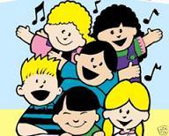 inglés para niños singing