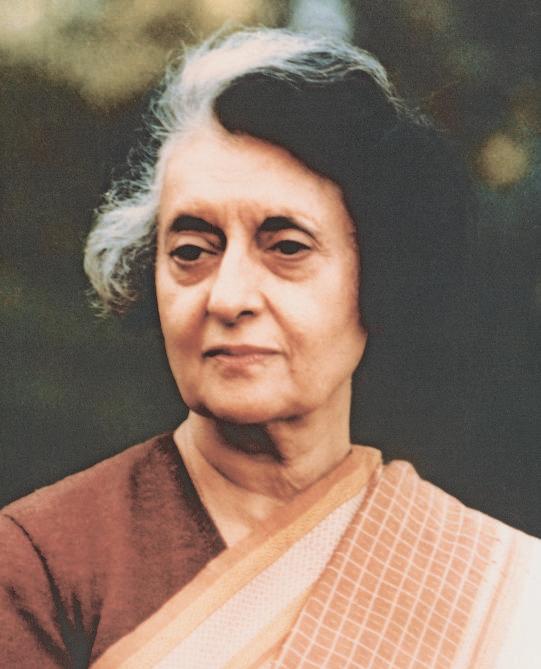 Short Essay On Indira Gandhi