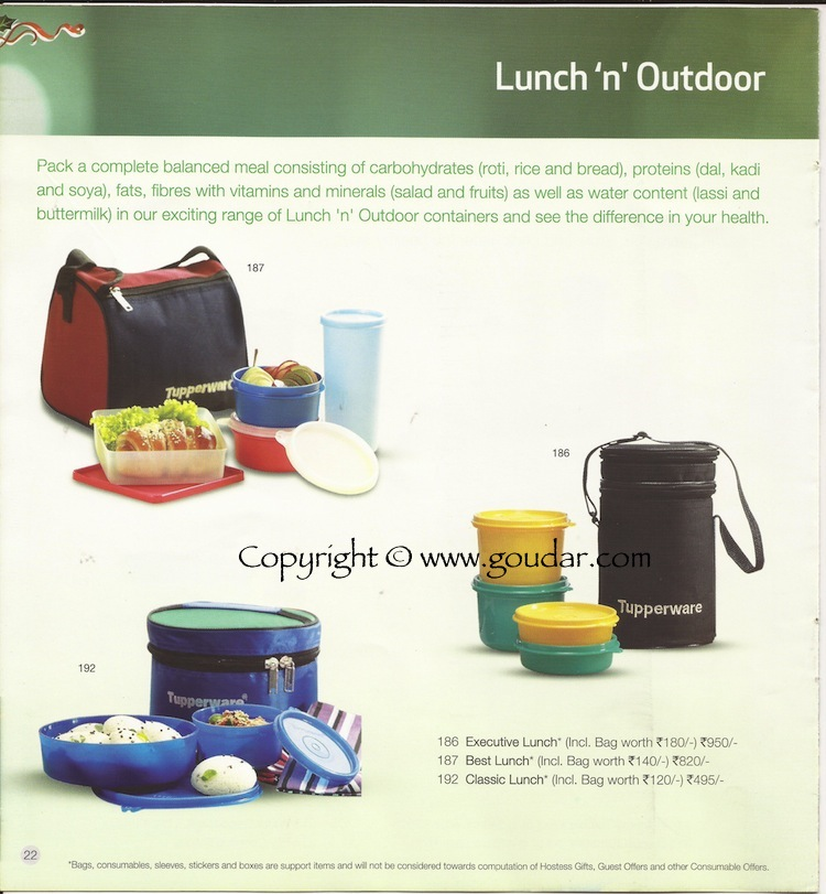 mahiti - Tupperware ..: Tupperware India Catalogue September 2013 (New ...