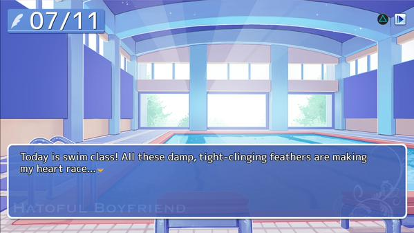 Hatoful Boyfriend visual novel review