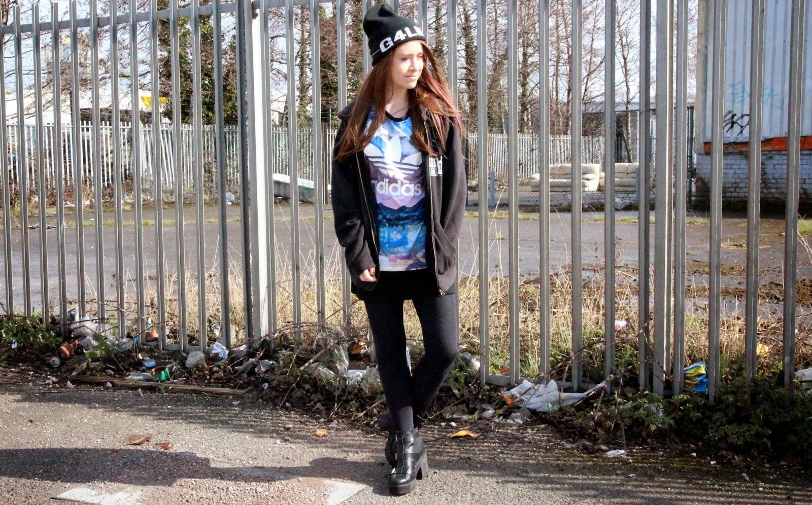 fashion, street style, fblogger, adidas originals