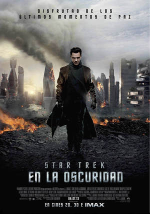 Poster Star Trek Into Darkness 2013
