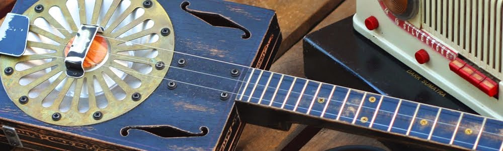 Three String Guitars & Cigar Box Blues