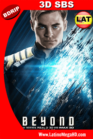 Star Trek Beyond (2016) Latino HD 3D SBS BDRIP 1080P ()