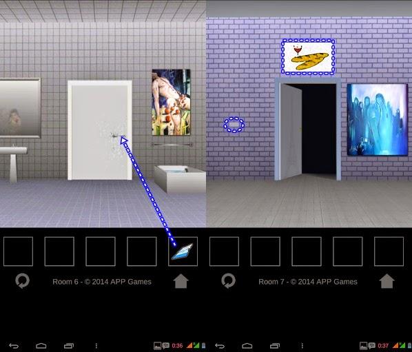 100 Doors 4 Level 6 7 8 9 10 Explanation