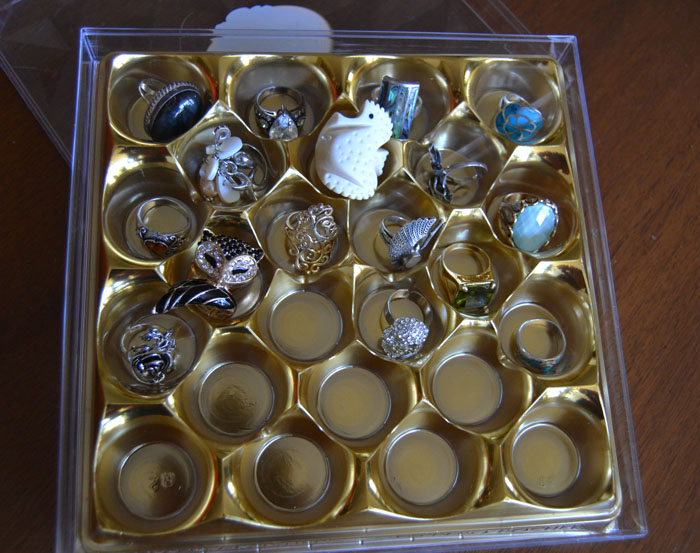 how make jewelry holder,jewelry holder,chocolates box,diy