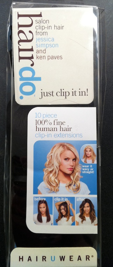 Luv Sugar Cookie Life And Beauty Jessica Simpsons Hairdo Clip In