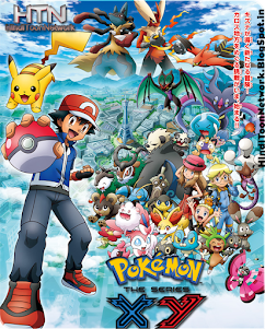Pokémon The Series: XY HINDI Episodes (Hungama TV) Full [HD]