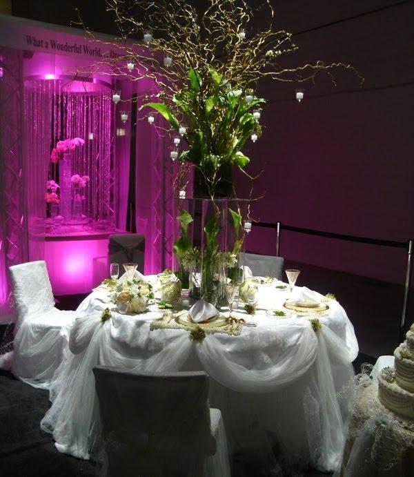Ideas para decorar fiesta de boda ideas para hacer los - Ideas para decorar mesas ...