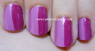 LuminousLacquer.com - China Glaze - Split Person-Nail-ity