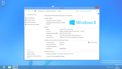 Download Free Windows 8 Enterprise Edition
