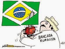 Luta Contra a Bancada Ruralista!