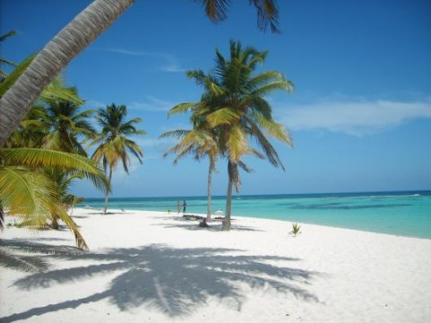 punta cana beautiful beach