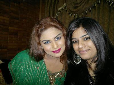 Asma Lata and Sitara Younas