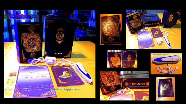 Kami menjual Al-Quran Digital! Singgahlah ke kedai kami! terima kasih.