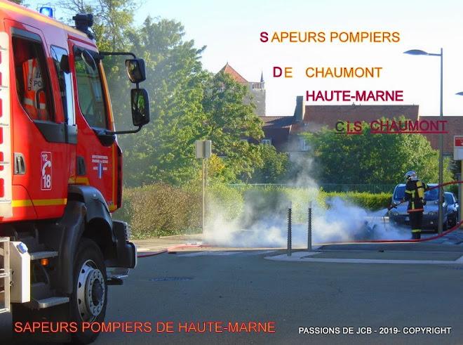 SAPEURS POMPIERS DE CHAUMONT