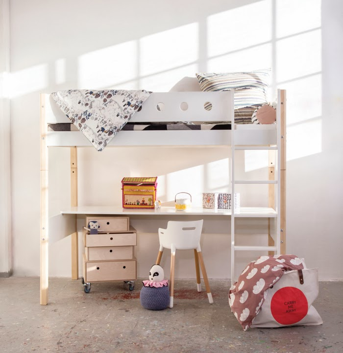 LilleNord magazine flexa bunk bed photo monica bach
