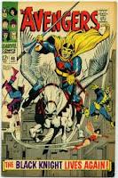 Avengers #48 cover