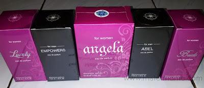 Ready Stock Parfum Pheromone bride abel angela lovely empowers