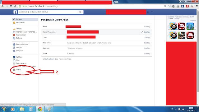 Cara Menghentikan Putar Otomatis Video Di FB atau Facebook