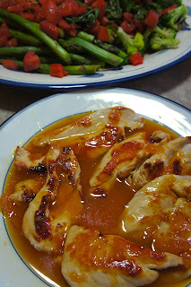 Apricot Chicken: Savory Sweet and Satisfying