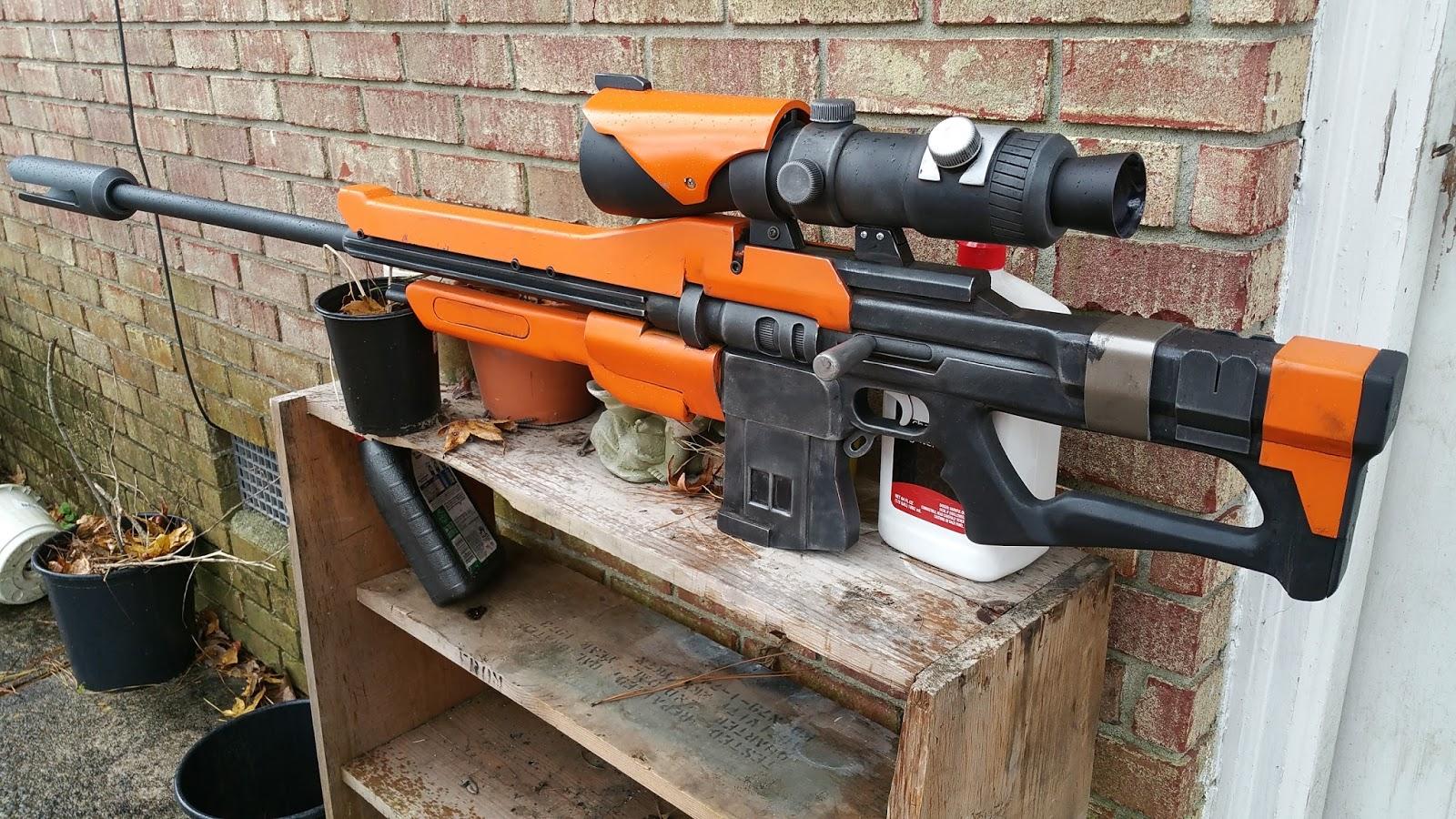 Fallout  Build Sniper