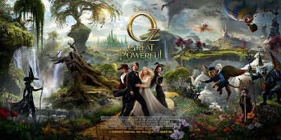 Oz, Mágico e Poderoso (Oz Great and Powerful) Torrent - (2013)