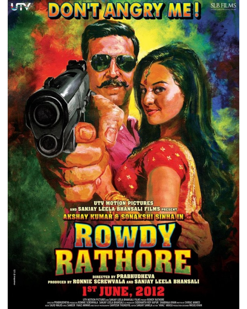 Download Hindi Songs Of Movie Rowdy Rathore