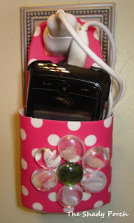 Lotion Bottle to Cell Phone Holder for Charging - Earth Day Challenge