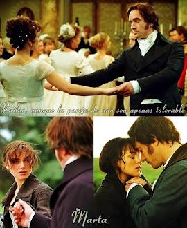 Regalo de Lady Bingley! Muchas gracias my little lady!!