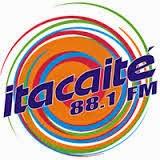 ouvir a ,Rádio Itacaite FM 88,1 Belo Jardim PE