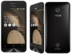 Asus Zenfone 4 A400CXG (Black, 8 GB, with Soda Lime Glass) for Rs.5399 Only @ Flipkart